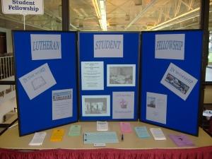 Fall Lutheran Student Felowship Board