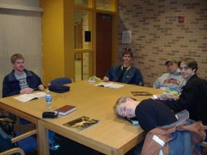 Lutheran Student Felowship